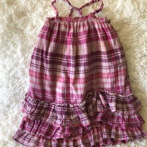 Gap girls double lined dress